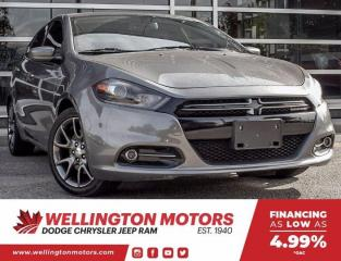 Used 2013 Dodge Dart Rallye >> Incl. Winter Tires On Rims !! for sale in Guelph, ON