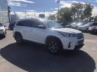 Used 2019 Toyota Highlander XLE TRACTION INTEGRALE for sale in Trois-Rivières, QC