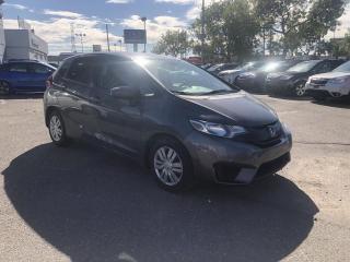 Used 2017 Honda Fit LX à hayon 5 portes CVT for sale in Trois-Rivières, QC