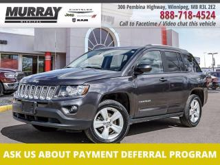 Used 2016 Jeep Compass North *4WD   Bkp Camera   Bluetooth   Htd seats* for sale in Winnipeg, MB