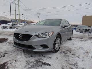 Used 2015 Mazda MAZDA6 ***FINANCEMENT 1-2-3 CHANCE AU CREDIT*** for sale in St-Eustache, QC