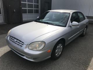 Used 1999 Hyundai Sonata GL SEULEMENT 126750 KMS for sale in Val-d'Or, QC