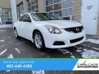 Used 2012 Nissan Altima 2.5 S for sale in Calgary, AB