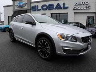 Used 2018 Volvo V60 Cross Country T5 for sale in Ottawa, ON