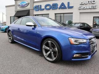 Used 2016 Audi S5 Progressiv plus for sale in Ottawa, ON