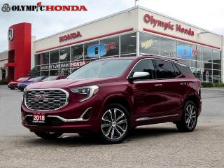 Used 2018 GMC Terrain Denali for sale in Guelph, ON