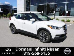 Used 2020 Nissan Kicks SV for sale in Gatineau, QC