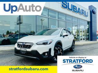 New 2021 Subaru XV Crosstrek Limited w/ Eyesight for sale in Stratford, ON