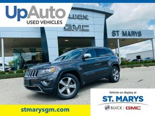 Used 2014 Jeep Grand Cherokee Limited for sale in St. Marys, ON