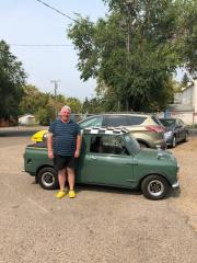 Used 1969 MINI Custom Truck Custome Completly Restored ,Lots Fun to Drive for sale in Brandon, MB