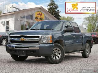Used 2011 Chevrolet Silverado 1500 LS, 4X4 for sale in Brandon, MB