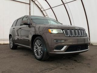 Used 2018 Jeep Grand Cherokee Summit NAVIGATION, TRAILER TOW GROUP, PLATINUM SERIES GROUP for sale in Ottawa, ON