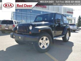 Used 2011 Jeep Wrangler SPORT for sale in Red Deer, AB