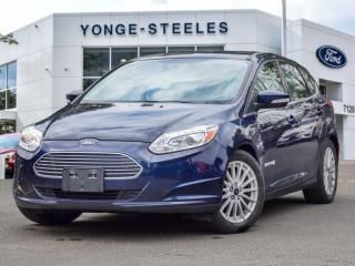 Used 2017 Ford Focus ELECTRIC for sale in Thornhill, ON