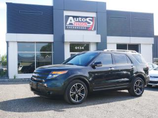 Used 2013 Ford Explorer Vendu, sold merci for sale in Sherbrooke, QC