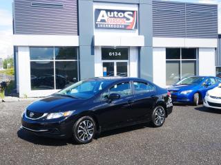 Used 2014 Honda Civic Vendu, sold merci for sale in Sherbrooke, QC