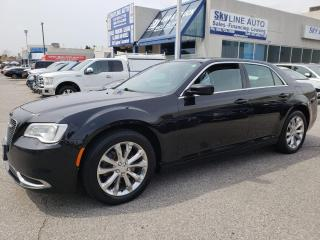 Used 2015 Chrysler 300 Touring PANORAMIC|NAVIGATION|AWD|CERTIFIED for sale in Concord, ON