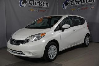 Used 2015 Nissan Versa NOTE AUTO AIR CLIMATISÉ, BLUETOOTH, CAM DE RECUL for sale in Montréal, QC