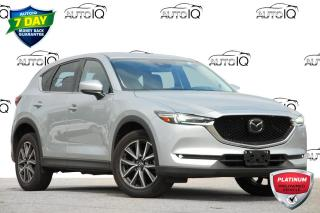 Used 2018 Mazda CX-5 GT TECH | AWD | LEATHER | SUNROOF | for sale in Kitchener, ON