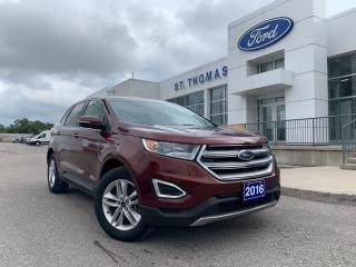 Used 2016 Ford Edge SEL AWD/Navi/Roof/Leather/Power Liftgate for sale in St Thomas, ON