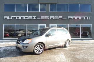 Used 2010 Kia Rondo EX - AUTOMATIQUE - PNEUS HIVER ETE - for sale in Québec, QC