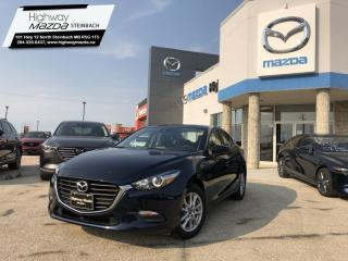 Used 2018 Mazda MAZDA3 GS Bluetooth, Power Sunroof, Navigation for sale in Steinbach, MB