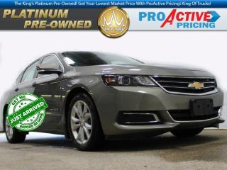 Used 2017 Chevrolet Impala LT   4Cyl   Remote Start   Buckets   Convenience P for sale in Virden, MB