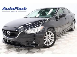 Used 2014 Mazda MAZDA6 GS-L *2.5L *Cuir/Leather *Toit-Ouvrant/Sunroof for sale in St-Hubert, QC
