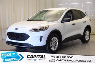 New 2020 Ford Escape S for sale in Regina, SK
