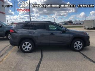 Used 2020 Toyota RAV4 LE AWD  - Certified - Heated Seats for sale in Steinbach, MB