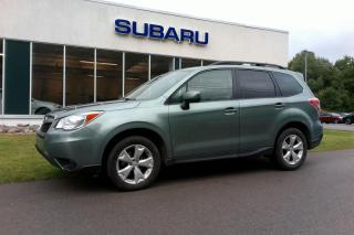 Used 2014 Subaru Forester TOURING for sale in Minden, ON