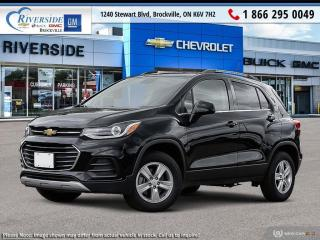 New 2021 Chevrolet Trax LT for sale in Brockville, ON