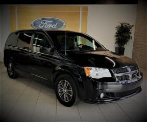 Used 2016 Dodge Grand Caravan SXT/PREMIUM PLUS - CUIR/DVD - CAMERA - W for sale in Drummondville, QC