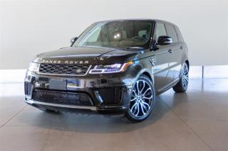 Used 2018 Land Rover Range Rover Sport V6 Td6 HSE for sale in Langley City, BC