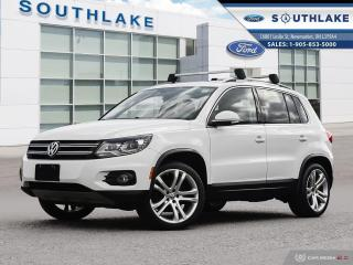 Used 2012 Volkswagen Tiguan for sale in Newmarket, ON