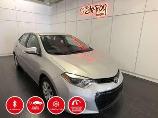 Used 2015 Toyota Corolla SE - CVT - SIÈGES CHAUFFANTS for sale in Québec, QC