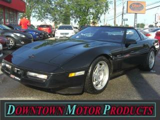 Used 1990 Chevrolet Corvette ZR-1 for sale in London, ON