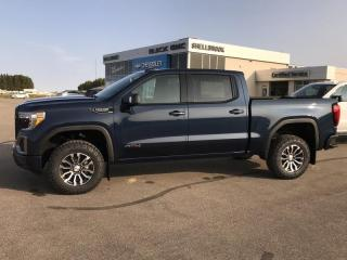 New 2020 GMC Sierra 1500 AT4 for sale in Shellbrook, SK