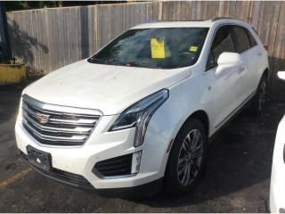 Used 2017 Cadillac XT5 Premium Luxury for sale in Sarnia, ON
