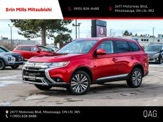 New 2020 Mitsubishi Outlander SEL S-AWC for sale in Mississauga, ON