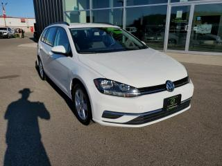 Used 2019 Volkswagen Golf Sportwagen 1.8 TSI Comfortline Apple CarPlay, Backup Camera, Heated Seats!! for sale in Ingersoll, ON