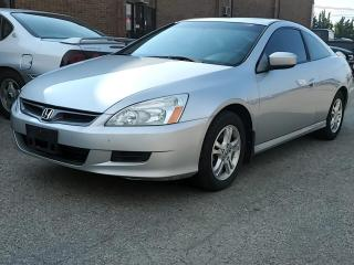 Used 2007 Honda Accord Cpe 2dr I4 AT SE for sale in Kitchener, ON