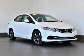 Used 2013 Honda Civic EX for sale in Ste-Julie, QC