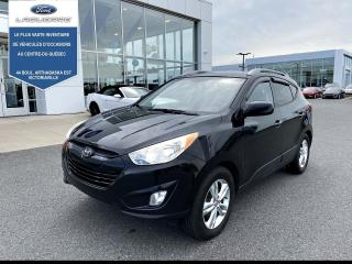 Used 2013 Hyundai Tucson AWD 4dr I4 Auto GLS -Ltd Avail- for sale in Victoriaville, QC
