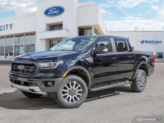 New 2020 Ford Ranger LARIAT for sale in Winnipeg, MB