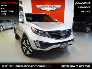 Used 2012 Kia Sportage EX   FRESH TRADE   BACKUP CAMI   CERTIFIED   FINANCE @ 4.65% for sale in Oakville, ON