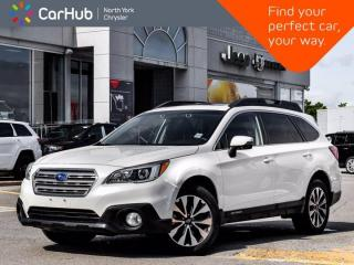 Used 2017 Subaru Outback 3.6R Limited with Tech Pkg Sunroof Harman Kardon  Sound Navigation Blind Spot for sale in Thornhill, ON