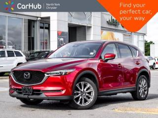 Used 2019 Mazda CX-5 GT AWD Bose Sound HeadsUp Display Sunroof Memo Seat Blind Spot Adaptive Cruise for sale in Thornhill, ON