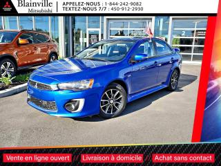 Used 2017 Mitsubishi Lancer LIMITED EDITION , TOIT OUVRANT for sale in Blainville, QC