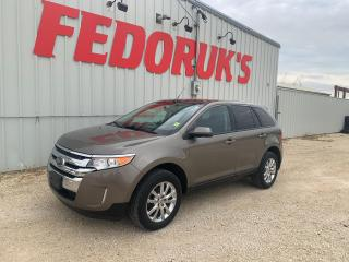 Used 2013 Ford Edge SEL for sale in Headingley, MB